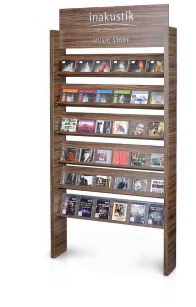 in-akustik Musicstore-Display
