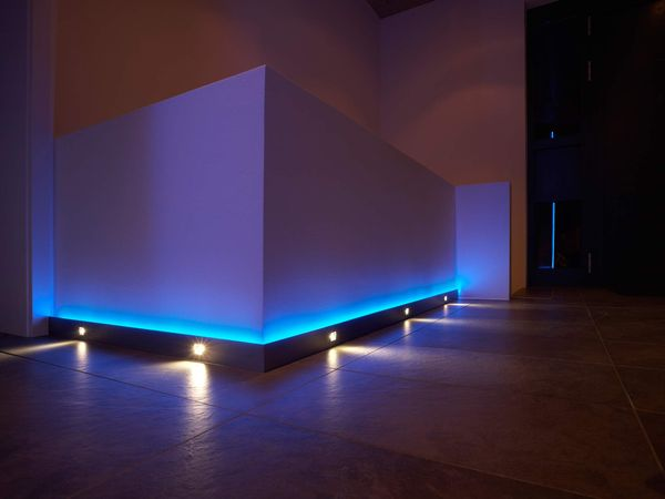 Led Floor Spotlight Led Wall Amp Floor Spotlights In