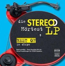 Die Stereo Hörtest Best Of LP (45 RPM / 180g Virgin Vinyl)