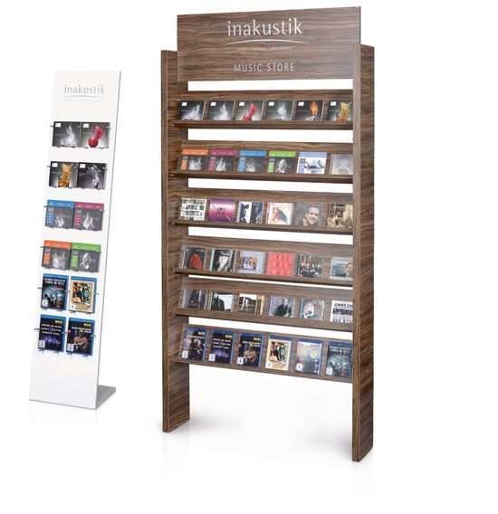in-akustik Musik & Medien POS-Displays