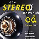 Platz 1: Die Stereo Hörtest CD, Vol.VIII