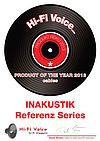 Reference series: product of the year 2013 (Czech | hifi-voice.com)