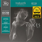 Reference Sound Edition - Great Voices, Vol. III (U-HQCD)